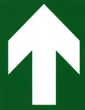 Up arrow