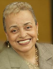 Jackie Lewis, academic adviser